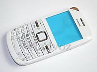 Корпус для Nokia C3 00 белый с клавиатурой class AAA