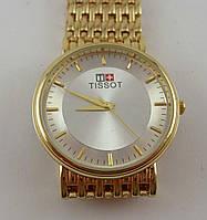 Женские наручные часы Tissot 1853 золото с серебром