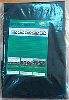 Агроволокно пакетированное черное 50 грам/м.кв. ширина 1.6 м., длина 5 м.
