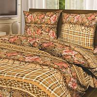 Ткань постельная 117424 Бязь (ПАК) НАБ. ГОЛД Н-К 3614-Ф 220СМ