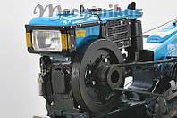 Двигатель дизельный Добрыня R195E (12,6л.с., электростартер)