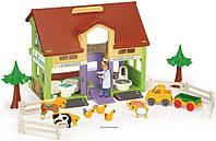 Детский домик-ветеринар