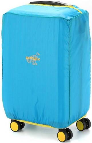 Чехол для чемодана Sumdex SWC-001 голубой