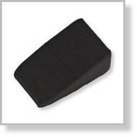 Арт. 10021 Спонж для макияжа в черном элегантном цвете