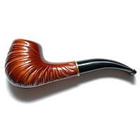 """Трубка для курения из груши """"Ракушка"""""""