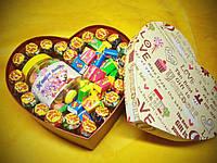 Большое сердце - подарок на 8 марта