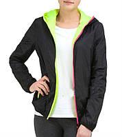 Женская ветровка брендовая, стильная весенняя женская куртка-парка