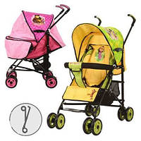 Детская коляска прогулочная MM 0066, 2 цвета