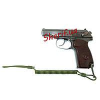 Шнур пистолетный витой MIL-TEC Германия OLIVE 16182501