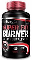 Жиросжигатель - Super Fat Burner - BioTech - 120 таб