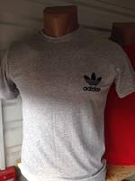 Футболка мужская с принтом Adidas  (цвета в ассортименте)