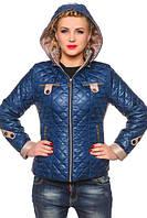 Короткие яркие куртки женские демисезонные