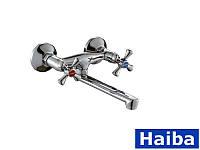 Смеситель для кухни настенный Haiba Smes-361