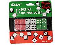 Кости игральные (кубики) для игр