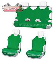 Комплект чехлов CLASSIC LINE на весь салон / цвет: зеленый
