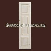 Двери из массива дерева 80см (глухие) f_0150