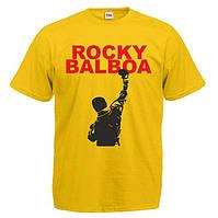 "Футболка ""Rocky Balboa (Роккі Бальбоа)"". Размер S"