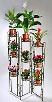 Подставка для цветов Раскладушка Ширма 9
