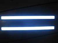 Дневные ходовые огни LED COB 17см