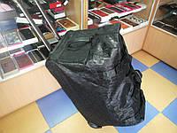 Сумка - телега большая XL дорожная на колесах, чемодан Versace