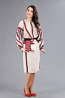 Жіночий костюм з вишивкою Модель:ЖК 62