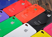 Apple iPhone 4G 4gs чехол крышка бампер подходит для китайский копий КЛОНОВ iPhone generation  Чехол-крышка, плотно облегает по периметру корпуса