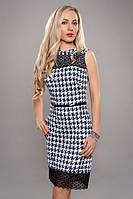 Стильное женское платье оптом и в розницу р44