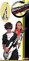 Электронная гитара с микрофоном POTEX