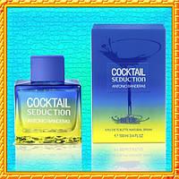 Antonio Banderas Cocktail Seduction Blue for Men edt