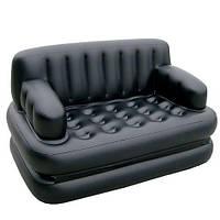 Надувной диван кровать a класса  5 in 1 sofa bed, софа бэд,в комплект входит электрический насос .