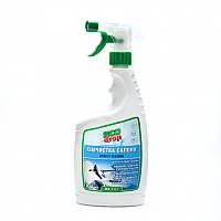 Профессиональное моющее средство для химчистки салона автомобиля 650мл.