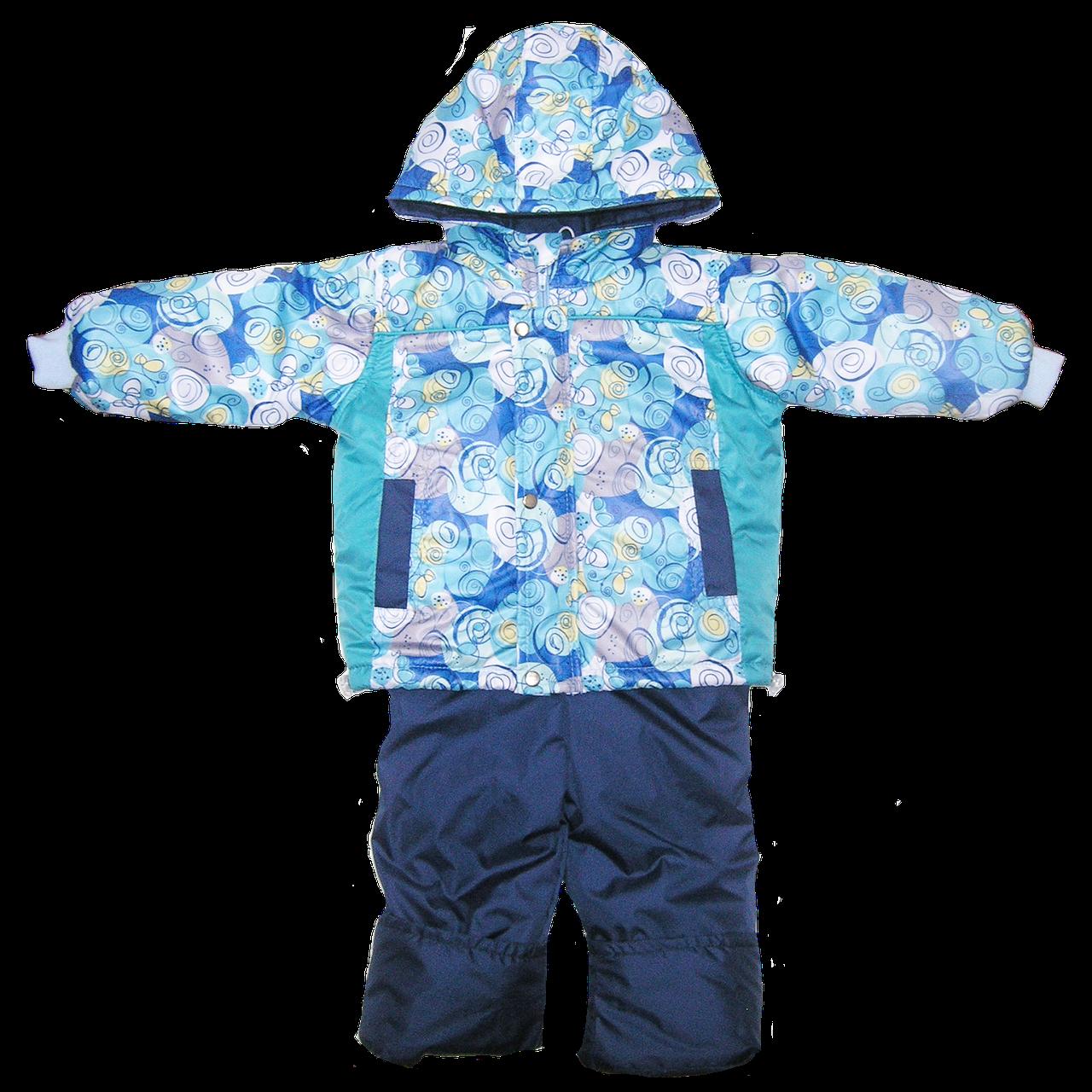 Детские комбинезоны и куртки