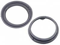 Уплотнительная резина (манжет) люка для стиральной машины LG MDS63537201