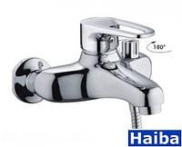 Смеситель для ванны Haiba Opus 009 Euro