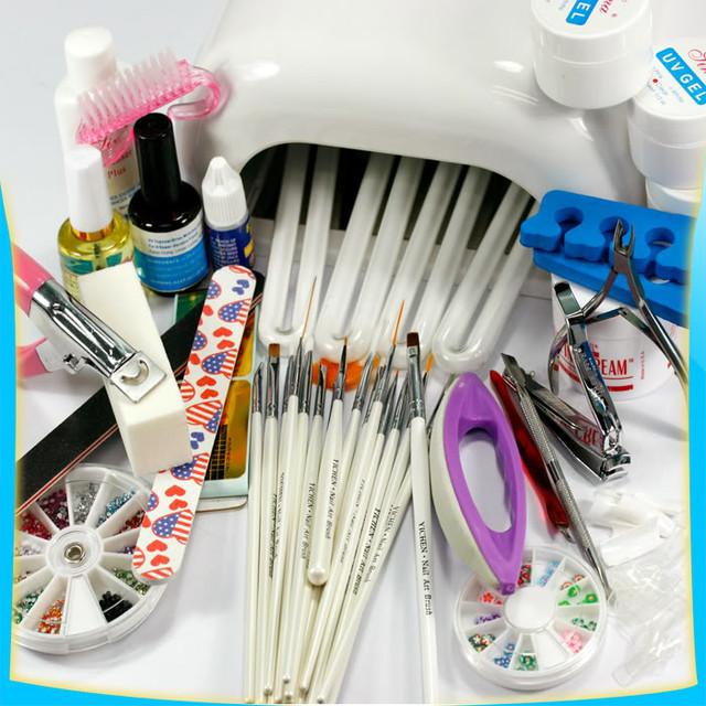 Список материал для наращивания ногтей в домашних условиях 130