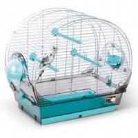Aquael Pet Inn ARCO 1 клетка для мелких и средних птиц укомплектованная