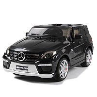 Детский электромобиль Mercedes AMG ML63 BLACK - купить оптом