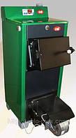 КОТВ-20Т твердотопливные котлы длительной и экономной загрузки  (автоподдув, контроль температуры).