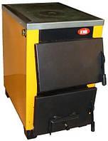 Твердотопливный котел-печь КОТВ-16П (глубокая топка для дров)