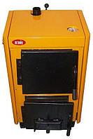 Отопление дома котлом на твердом топливе, твердотопливные котлы КОТВ-10, КОТВ-14, КОТВ-18 кВт.