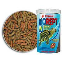Универсальный  корм для всех видов водных черепах Биорепт, 1000мл