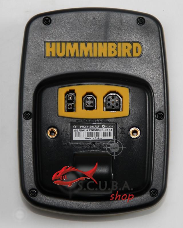 humminbird piranhamax 160 настройка