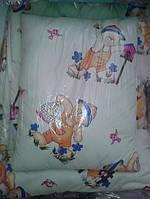 Комплект одеяло и подушка на синтепоне