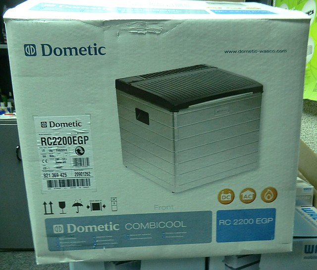 Инструкция Dometic Rc 2200 Egp