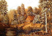 Картины из янтаря. Пейзаж 1