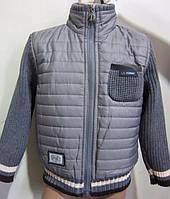 Качественная  курточка-батник для мальчиков в расцветках, фото 1