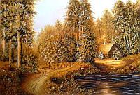 Пейзаж из янтаря 2