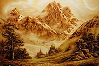Картина из янтаря. Пейзаж 5