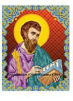 """""""Св. Апостол Матвей"""".  Икона для вышивки бисером."""