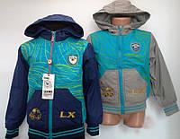 Качественная курточка для мальчиков на флиссовой подкладке, фото 1